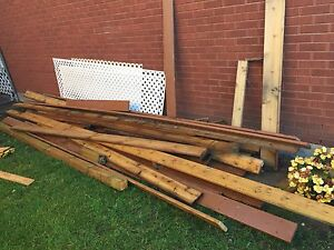 FREE DECKING BOARDS - no more inquiries
