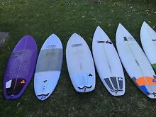 Surfboards Cronulla Sutherland Area Preview
