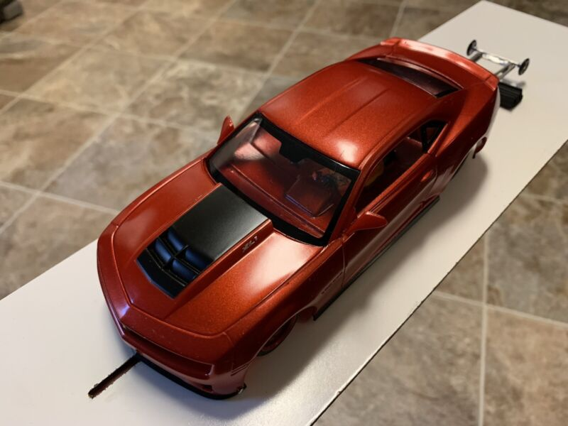 1/24 Camaro drag slot car