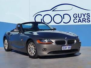 BMW Z4 2.5i Low Km Leather Seats Free Warranty!!! Maddington Gosnells Area Preview