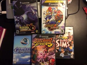 Gamecube Lot