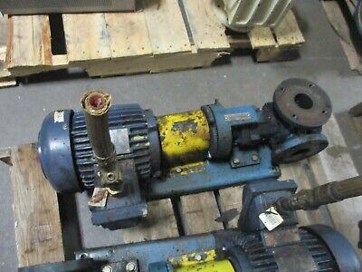 Viking Pump Hl124a 1hp 1145prm Used