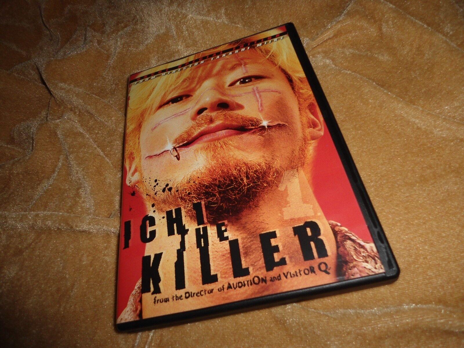 Ichi The Killer 2001 - Uncut Special Edition 1 Disc Region 1 NTSC DVD  - $21.99