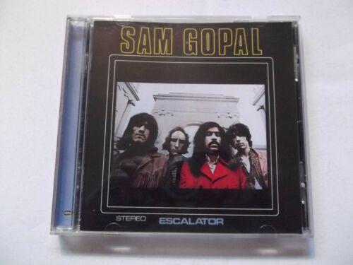 Escalator by Sam Gopal (CD, 2000, Edsel (UK)) 1969 w/ Lemmy