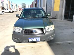 2005 SUBARU FORESTER AUTOMATIC AWD Kenwick Gosnells Area Preview