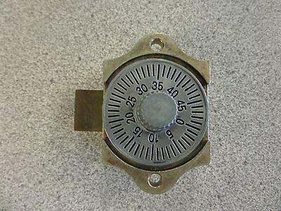Combination Dial Florence Mailbox Lock Spring Bolt Hudson Vrt-af