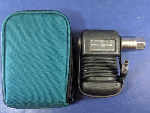Fluke 700P29 Pressure Module, Good Condition, Soft Case