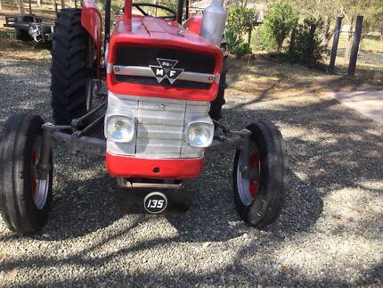 Tractors slasher
