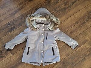 Zara size 3/4T jacket and Old Navy zest