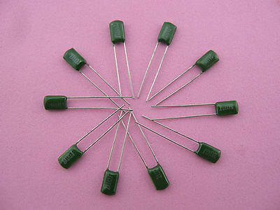 Cl11 Polyester Film Dip Capacitor Assorted Kit 30 Values 280pcs Through Hole