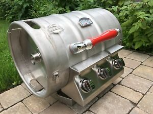 NEW BBKeg - Portable Gas Grill
