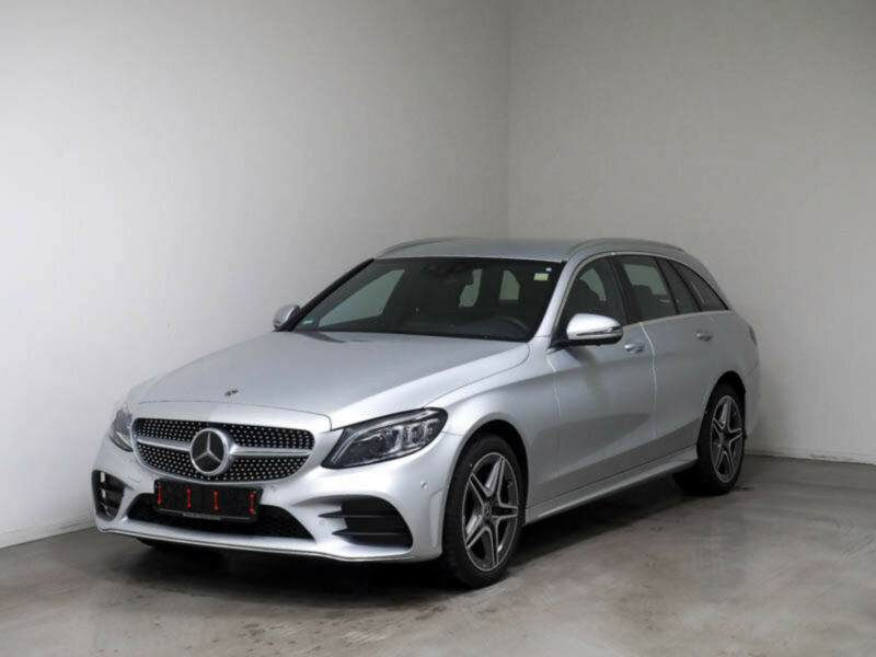 Mercedes-Benz C 220 Td 4M AMG - Multibeam Head-Up DAB