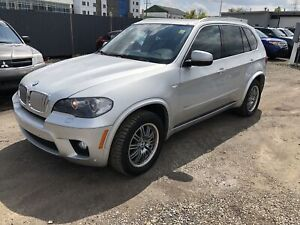 2011 BMW X5 M Package xDrive50i