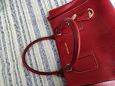 Michael Kors pebble leather bag crossbody large mk