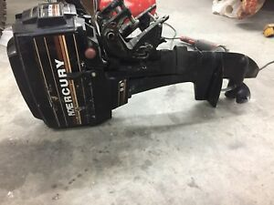 10 Hp Mercury Outboard