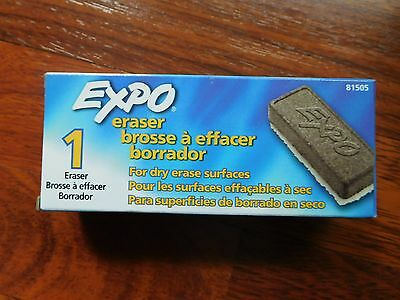 Expo Eraser For Dry Erase Surfaces