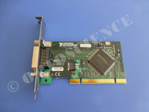 National Instruments NI PCI-GPIB Interface Adapter Card 188513-01