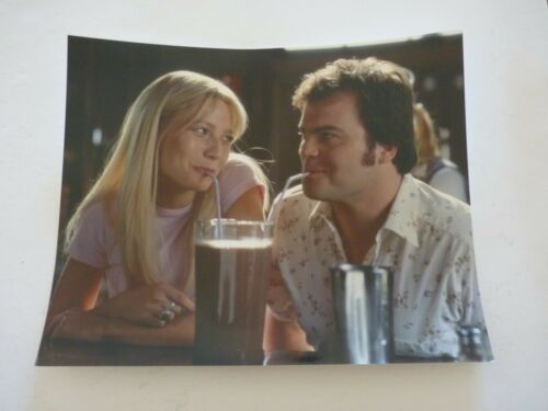 Gweneth Paltrow Jack Black Sexy Actor 8x10 Color Promo Photo