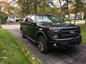 2013 F-150 fx4 SuperCrew for sale