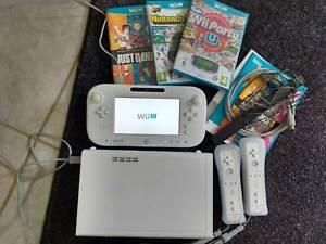Nintendo Wii u. As New Condition.