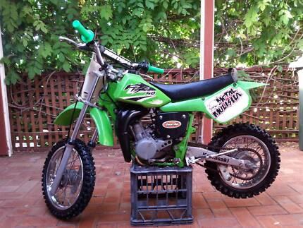 Kawasaki KX60B