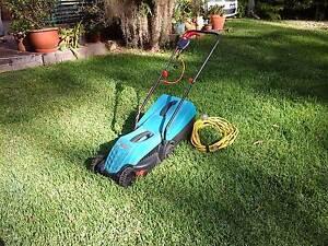 Bosch Electric Lawn Mower Kotara Newcastle Area Preview