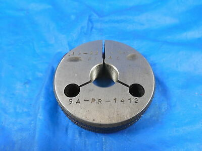 .49 32 Ns 2 Thread Ring Gage .430 No Go Only P.d. .4861