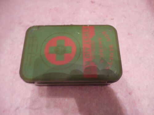 VTG Boy Scouts of America BSA Official First Aid Kit (TIN ONLY)Johnson & Johnson