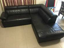 Sofa Chase 5 Seater (Leather) Cranbourne Casey Area Preview