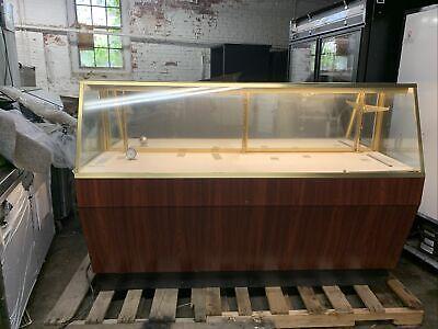 Spartan Showcase 70 Dry Display Merchandiser Bakery Case