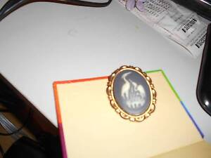 vintage cameo brooch Joondanna Stirling Area Preview