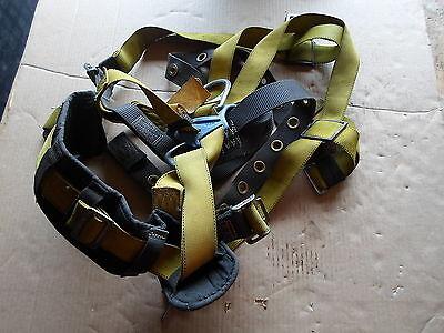 Dbi Sala Full Body Safety Harness Model 5873-3-3 Medium