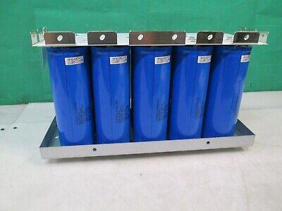 Apc Galaxy 5000 Dc Snubber Capacitor Bank Om-3400110400aa W 500v 6000uf Caps