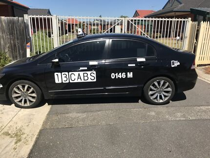 Taxi available for Sunday day and night shift