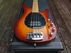 Ernie Ball Music Man bass made in USA Holland Park West Brisbane South West Preview