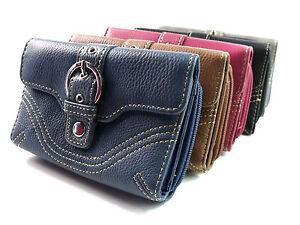 DONNE-Qualita-Fibbia-dettaglio-portafogli-portamonete-credito-porta-carte
