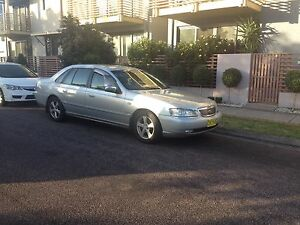 Ford Fairlane Ghia 2006 Newcastle Newcastle Area Preview