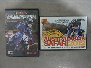 Motocross/ supercross/ enduro DVDs Werribee Wyndham Area Preview