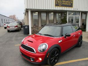 2012 MINI Cooper S Clubman PANORAMIC ROOF