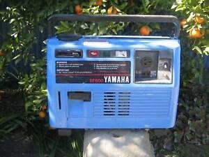 yamaha generator | Parts & Accessories | Gumtree Australia