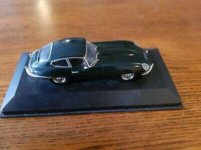 Jaguar E-Type toy car - black