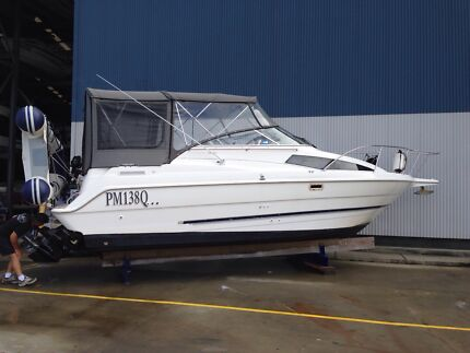 Bayliner 2655 Ciera 1998 Bongaree Caboolture Area Preview