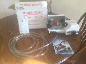 Buon Vino wine filter
