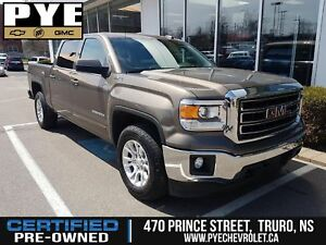 2015 GMC Sierra 1500 SLE - BACKUP CAMERA, 4X4, BLUETOOTH!