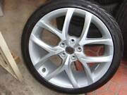 """Set Of 19"""" Silver ROH Maritis Rims 5 Stud x 114.3 PCD ! Green Valley Liverpool Area Preview"""