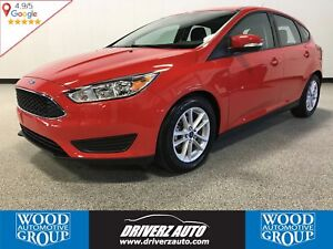 2015 Ford Focus SE HEATED STEERING WHEEL, REMOTE START, SUNROOF