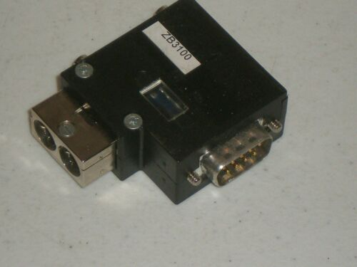 New! Beckhoff ZB3100 Connector ZB-3100 Free Shipping!
