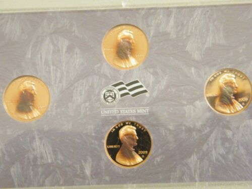 2009 S Lincoln Penny TONED Set Gem Proof from the US Mint No box or COA