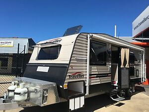 2013 Traveller Obsession 21'6 Caravan Caboolture Caboolture Area Preview