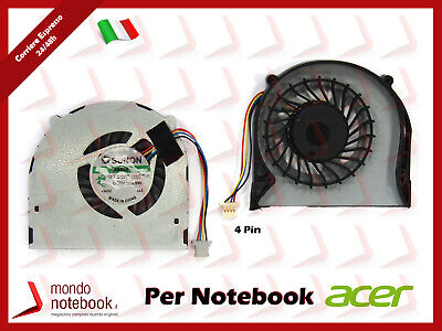 Ventola Fan CPU ACER Aspire 4410 4810 4810T 5810T p/n MG55100V1-Q050-S99